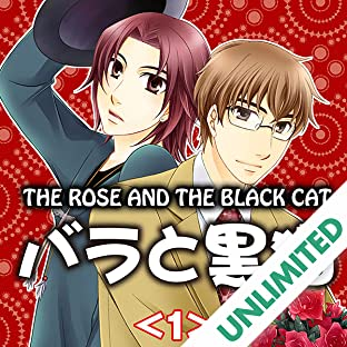 The Rose and The Black Cat (Yaoi Manga)