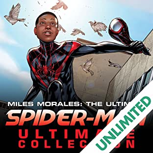 Miles Morales: Ultimate Spider-Man Ultimate Collection