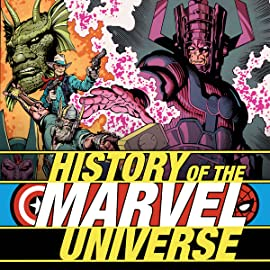 History Of The Marvel Universe (2019)