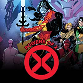 Powers Of X (2019)