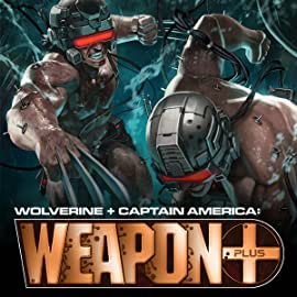 Wolverine & Captain America: Weapon Plus (2019)