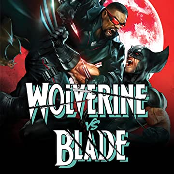 Wolverine Vs. Blade Special (2019)