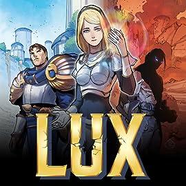 League Of Legends: Lux (Romanian)