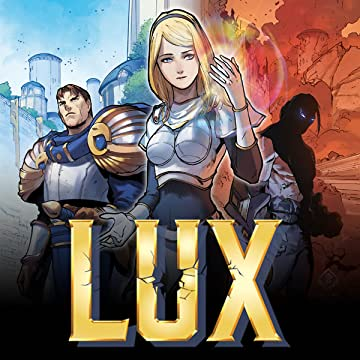 League Of Legends: Lux (Russian)