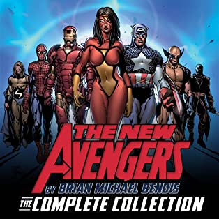 New Avengers by Brian Michael Bendis: The Complete Collection