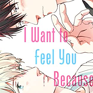 I Want To Feel You Because I Like You (Yaoi Manga)