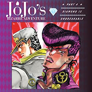 Jojo's Bizarre Adventure: Part 4--Diamond Is Unbreakable