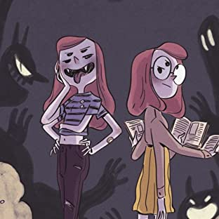 Spooky Girls: Tarantula Twins, Tome 1
