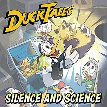 DuckTales: Silence & Science