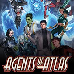 Agents Of Atlas (2019-)