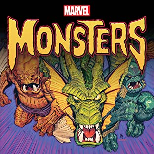 Marvel Monsters (2019)