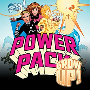 Power Pack: Grow Up! (2019)