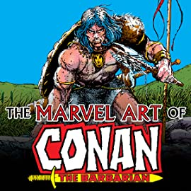 Marvel Art Of Conan The Barbarian