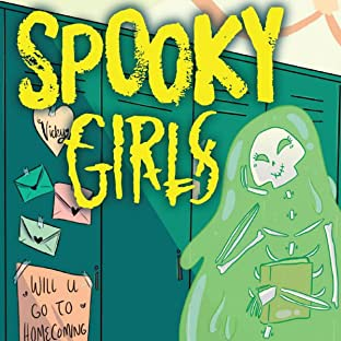 Spooky Girls: Vicky Slime, Vol. 1