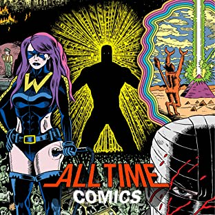 All Time Comics, Vol. 2: Zerosis Deathscape