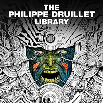 The Philippe Druillet Library