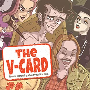 The V-Card: 4-Issue Mini-Series