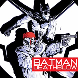 Batman/Deathblow: After the Fire
