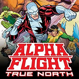Alpha Flight: True North (2019)