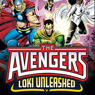Avengers: Loki Unleashed! (2019)