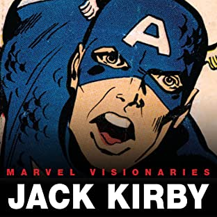 Marvel Visionaries: Jack Kirby