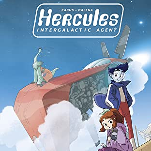 Hercules, Intergalactic Agent
