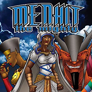 Menhit, the Mighty, Vol. 1