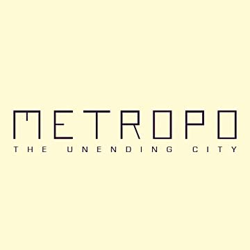 METROPO the unending city: METROPO a crop of comics from the unending city