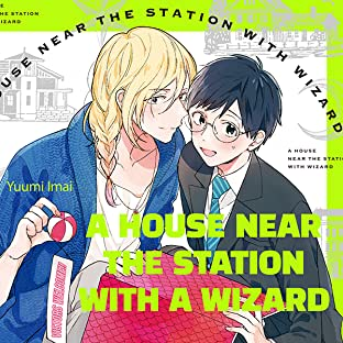 A House Near The Station With A Wizard (Yaoi Manga)