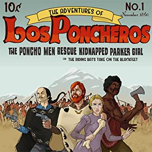 Los Poncheros, Vol. 1: Chapter One