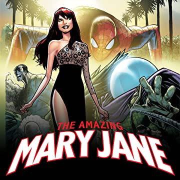 Amazing Mary Jane (2019-)