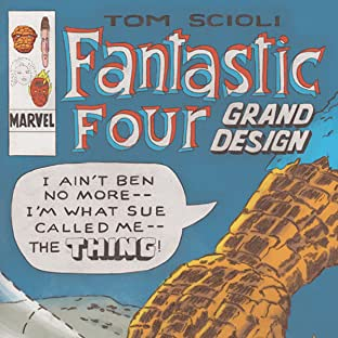 Fantastic Four: Grand Design (2019)
