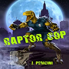 Raptor Cop, Tome 1: Battle with Willie The Worm