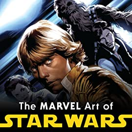 The Marvel Art Of Star Wars