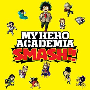 My Hero Academia: Smash!!