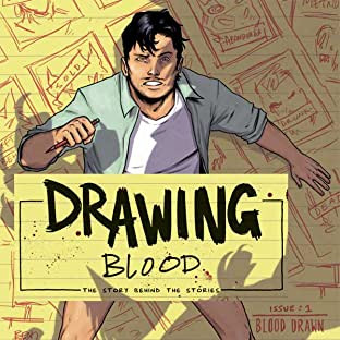 Drawing Blood, Vol. 1: Spilled Ink