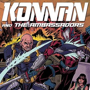 Masked Republic Luchaverse: Konnan and The Ambassadors