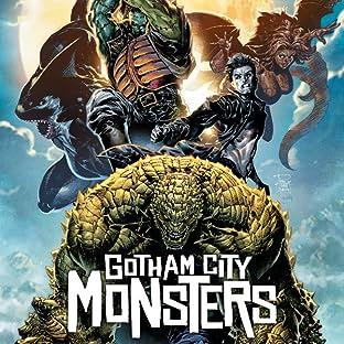 Gotham City Monsters (2019-)