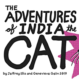 The Adventures of India the Cat, Vol. 1: The Adventures of India the Cat