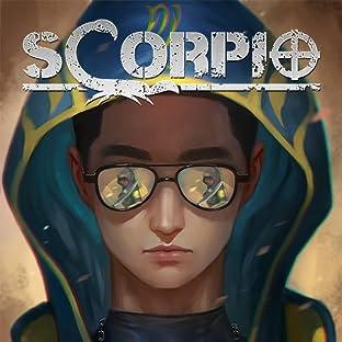 Scorpio, Vol. 1: Where Shadows Belong