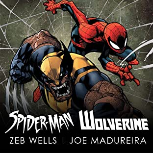 Spider-Man and Wolverine by Wells & Madureira