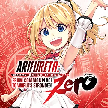 Arifureta: From Commonplace to World's Strongest Zero