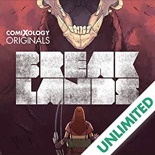 Breaklands (comiXology Originals)