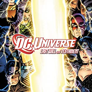 DC Universe: Last Will and Testament