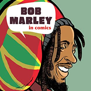Bob Marley In Comics