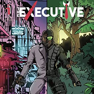 The Executive, Vol. 1: Obsequy, The Death of Art