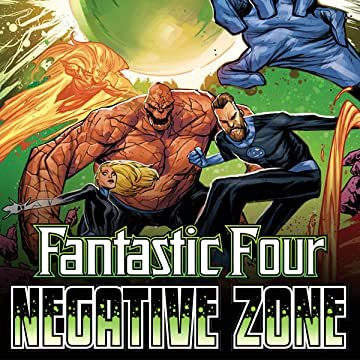 Fantastic Four: Negative Zone (2019)