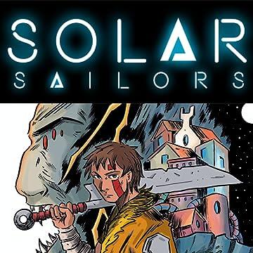 SOLAR SAILORS: SPACE PLAGUE SHIPS