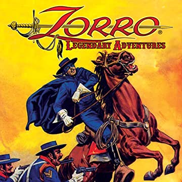 Zorro: Legendary Adventures