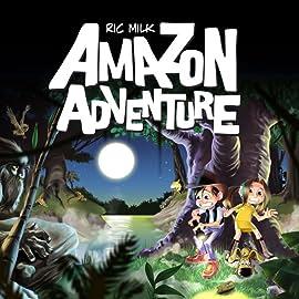 Amazon Adventure, Vol. 1: Book 1
